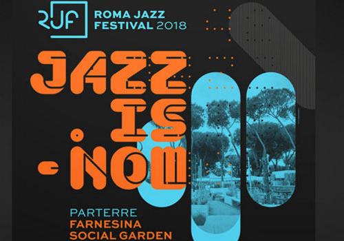 爵士乐·形象海报