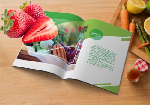 新鲜感爆棚的·果蔬画册