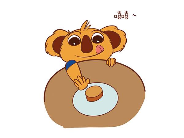 bjoy中秋节手绘插画-3