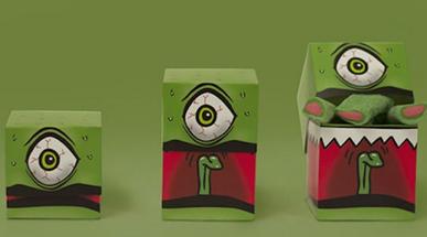 国外甜美诱人的糖果包装设计(7)